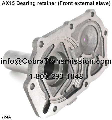 AX15 Bearing retainer (Front external slave)