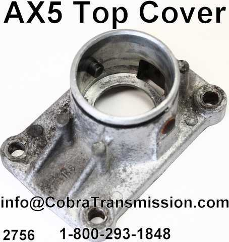 AX5 Top Cover
