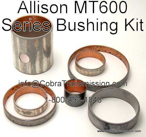 Allison MT640, 643, 650, 653 Bushing Kit