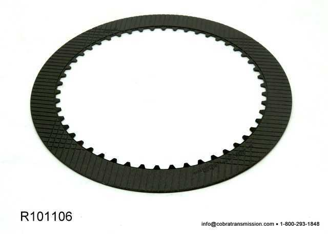 Allison MT640 Friction Plate, 3rd