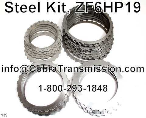 Steel Kit, ZF6HP19