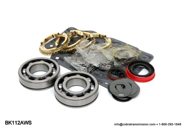 RUG, Synchro, Bearing, Gasket and Seal Kit