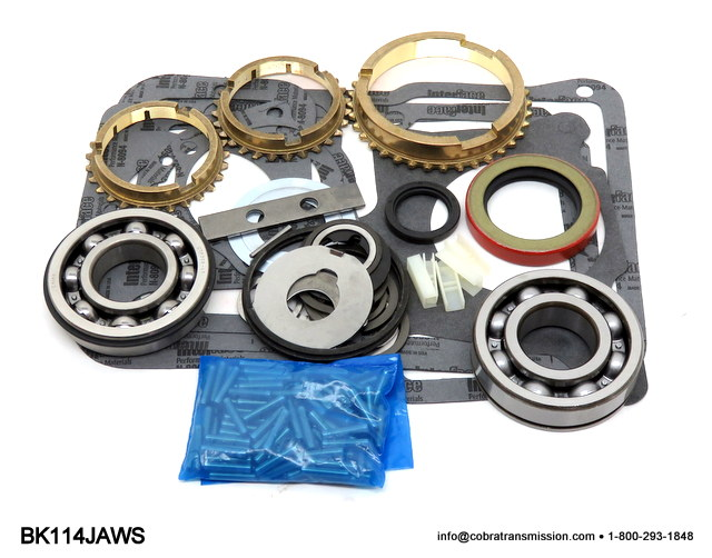T18, Synchro, Bearing, Gasket and Seal Kit