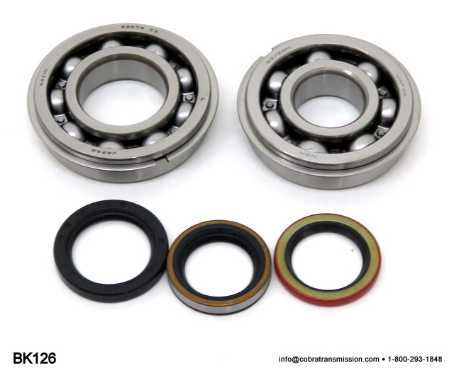 FOG Bearing, Gasket and Seal Kit