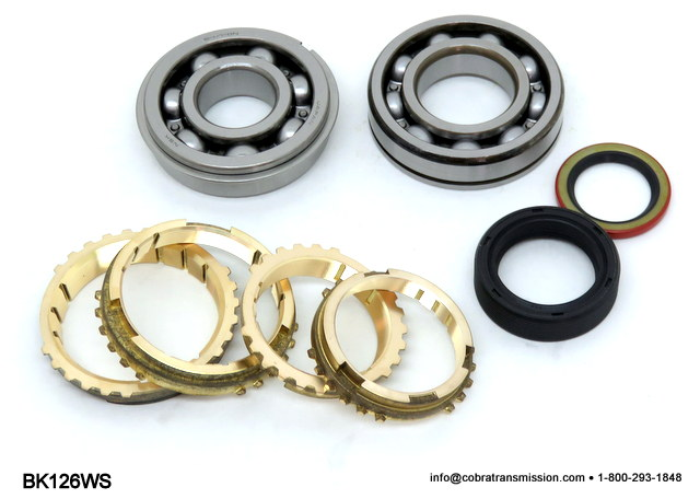 FOG Synchro, Bearing, Gasket and Seal Kit