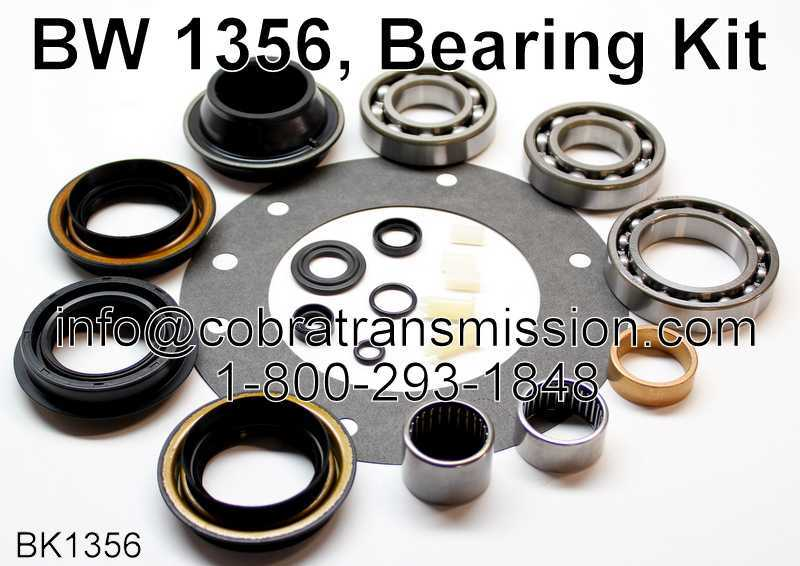 BW 1356, Bearing, Gasket and Seal Kit