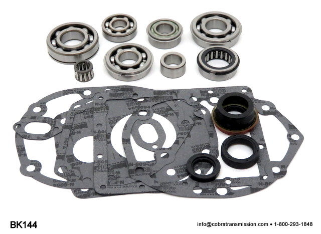 TK5 Bearing, Gasket and Seal Kit
