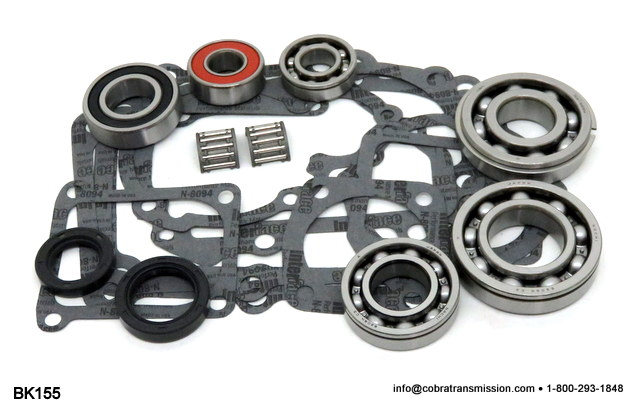 MSG-5T Bearing, Gasket and Seal Kit