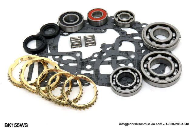 MSG-5T Synchro, Bearing, Gasket and Seal Kit