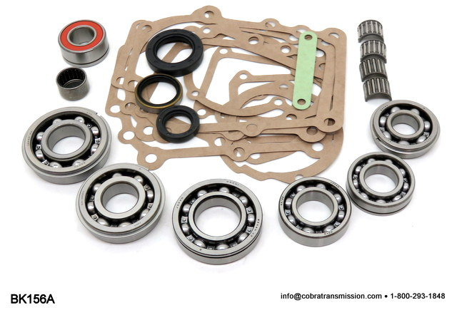 MSG-4ET Bearing, Gasket and Seal Kit
