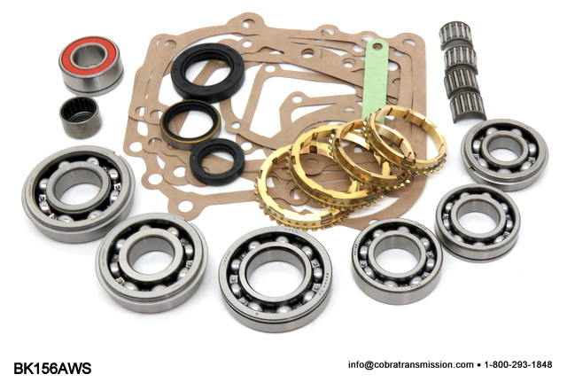 MSG-4ET Synchro, Bearing, Gasket and Seal Kit