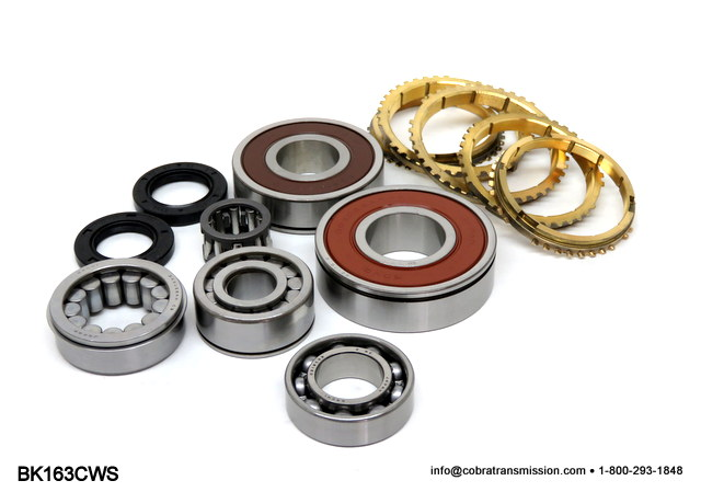 Toyota R150, R151, Synchro, Bearing, Gasket and Seal Kit