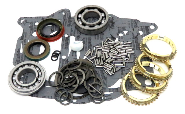 T10, Synchro, Bearing, Gasket and Seal Kit