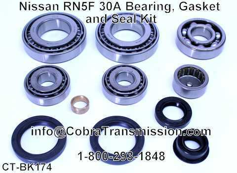 Nissan RN5F 30A Bearing, Gasket and Seal Kit