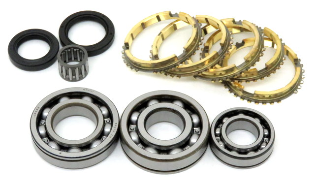 FS5 W63 Synchro, Bearing, Gasket and Seal Kit