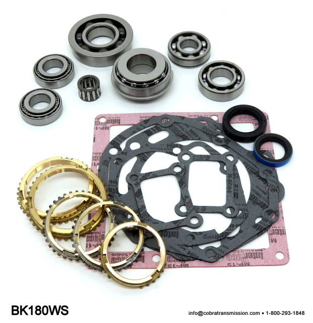 Mitsubishi D50, Synchro, Bearing, Gasket and Seal Kit