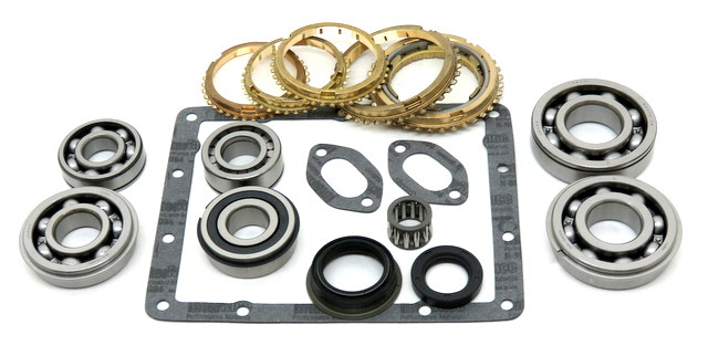 Rotary RX7 Synchro, Bearing, Gasket and Seal Kit