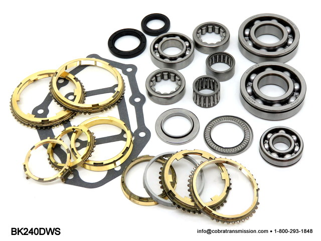Nissan FS5R 30 Synchro, Bearing, Gasket and Seal Kit