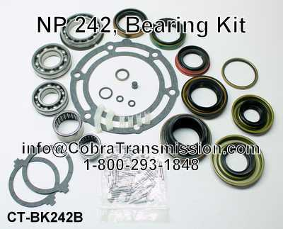 NP 242, Bearing Kit