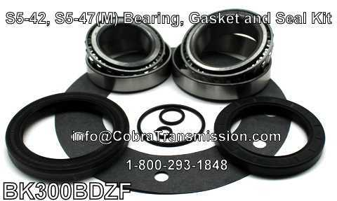 S5-42, Bearing, Gasket and Seal Kit