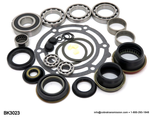 MP3020 Bearing Kit 2007-2011