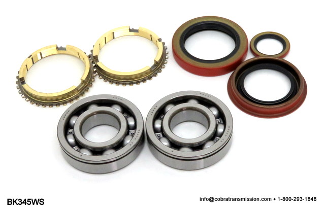 T85 Synchro, Bearing, Gasket and Seal Kit