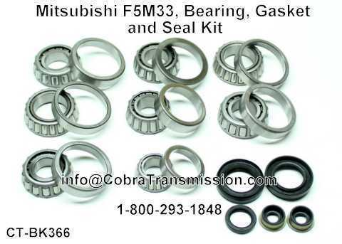 Mitsubishi F5M33, Bearing, Gasket and Seal Kit