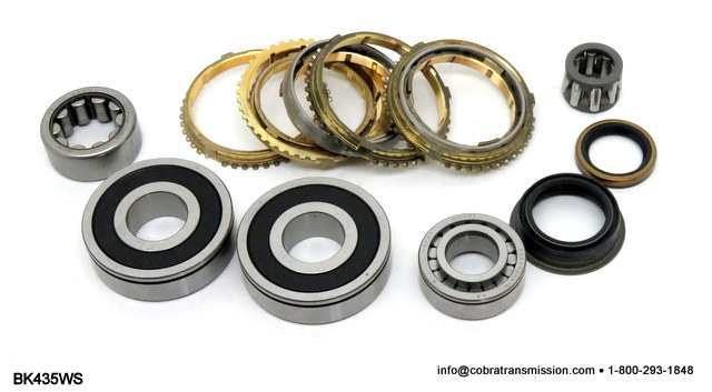 MX56 Synchro, Bearing, Gasket and Seal Kit