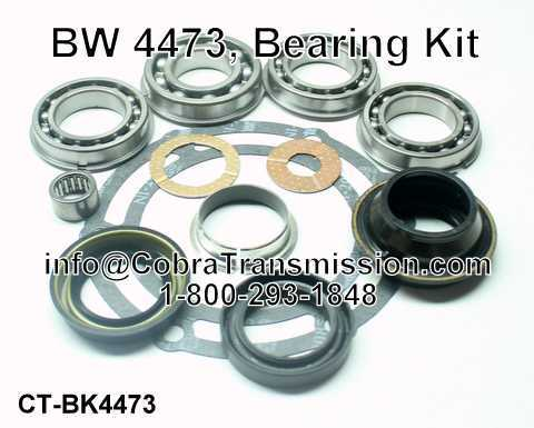 BW 4473, Bearing Kit