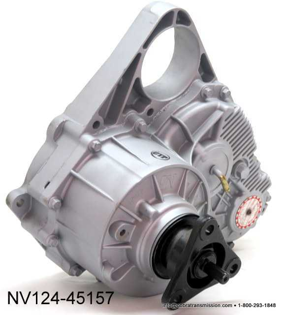 New Venture 124 Transfer Case - 45157