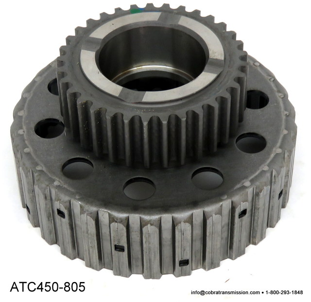 BMW ATC450 Drive Sprocket and Drum