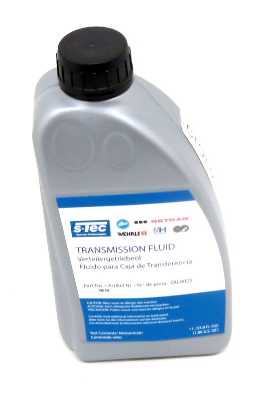 BMW Transfer Case Oil