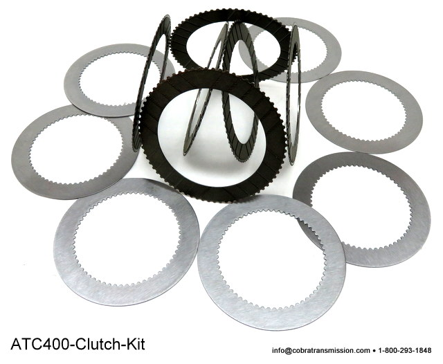 BMW X3 - ATC-400 Clutch Kit