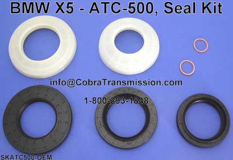 BMW X5 - ATC-500 Seal Kit - Click Image to Close