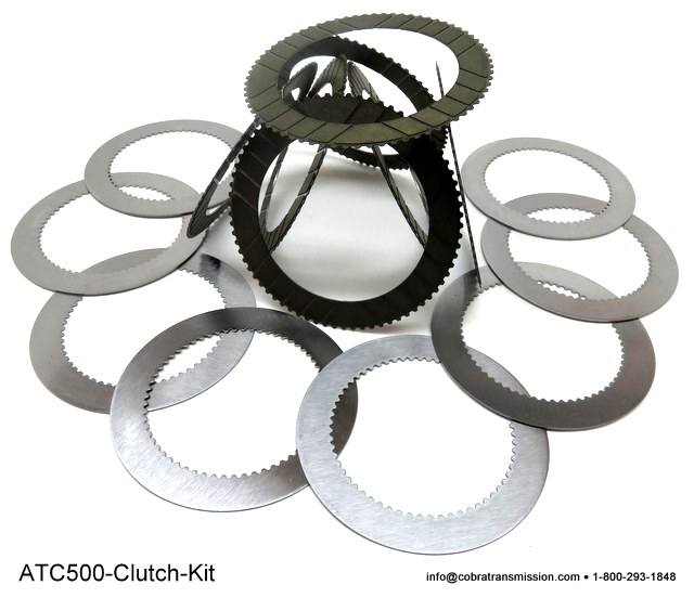 BMW X5 - ATC-500 and ATC-700 Clutch Kit