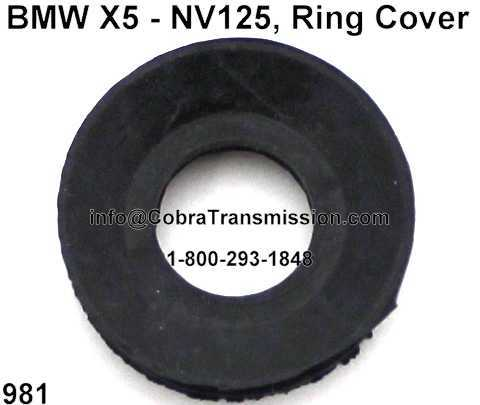 BMW X5 - NV125, Ring Cover