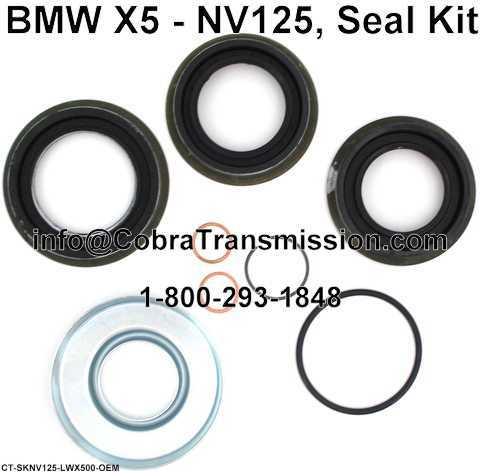 BMW X5 - NV125, Seal Kit