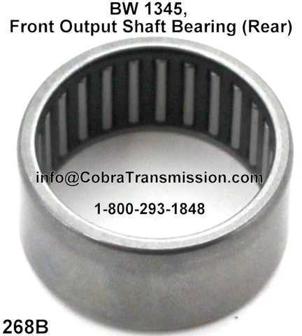 BW 1345, Front Output Shaft Bearing (Rear)