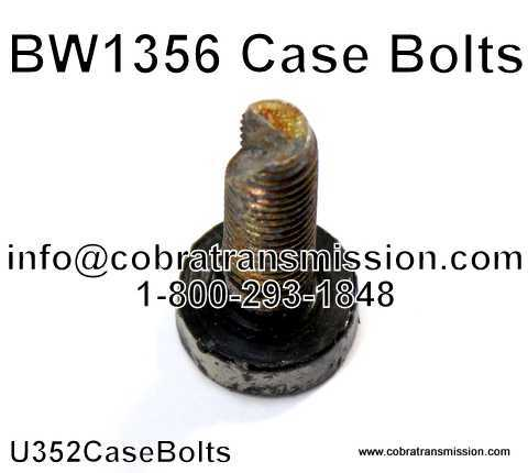 BW1356 Case Bolts