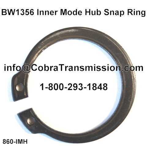 BW1356 Inner Mode Hub Snap Ring