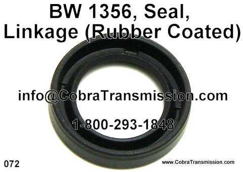 BW 1356, Seal, Linkage