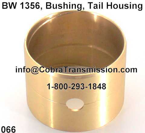 BW 1356, Bushing, Tail Housing