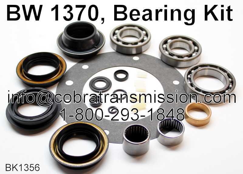 BW 1370, Bearing Gasket and Seal Kit