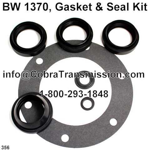 BW 1370, Gasket & Seal Kit