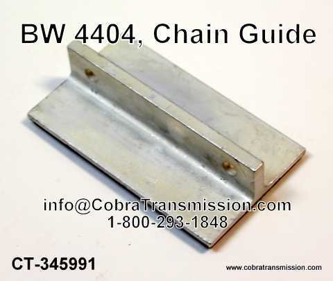 BW 4404, Chain Guide
