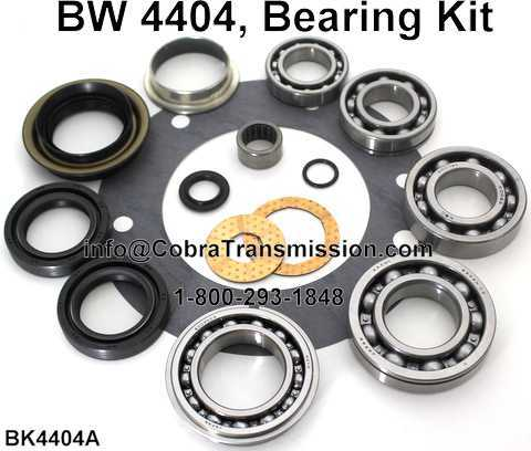 BW 4404, Bearing Kit