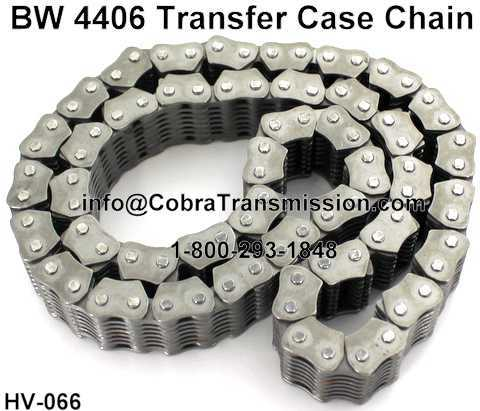 BW 4406 Transfer Case Chain