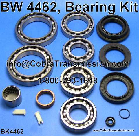 BW 4462, Bearing Kit