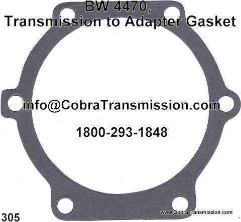 BW 4470, Transmission to Adapter Gasket