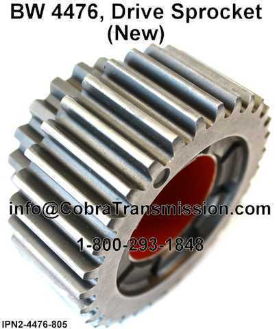 BW 4476, Drive Sprocket